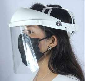 Protectores faciales / Visores faciales