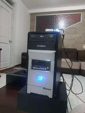 Cpu Core i5 3ra generación de 1tb de disco y 4 en ram
