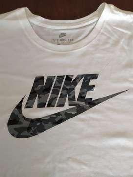 Remera Nike Original Nueva Talle L