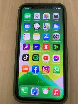 Iphone xs 64gb libre detale face id