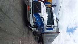 Vendo Tráiler Cabezal Volvo americano
