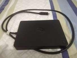 Dell dock múltiplicador de pantallas