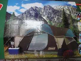 Carpa Coleman Camping Montana 8 Personas