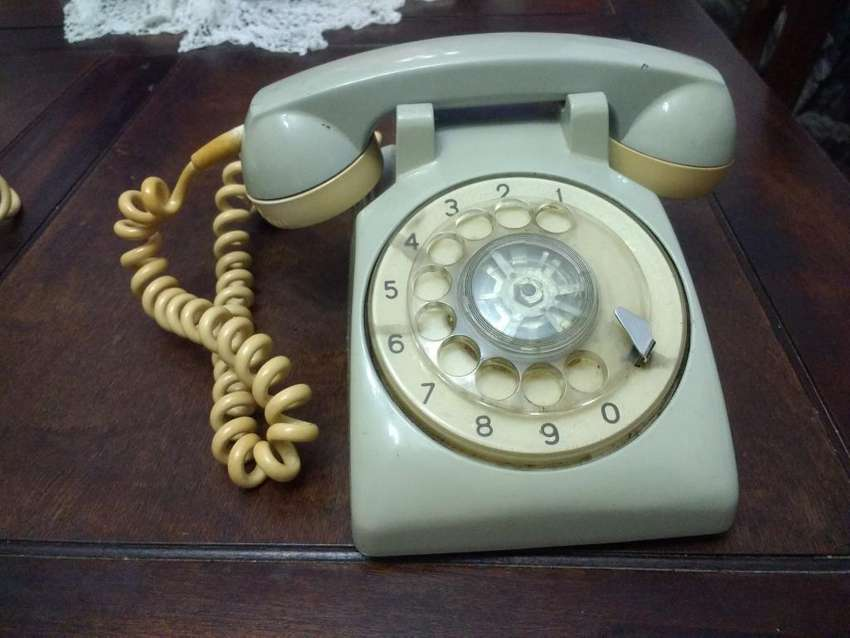 Telefono Antiguo 0