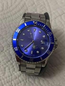 RELOJ ROLEX BLUE