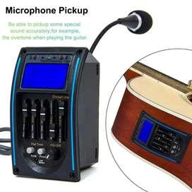 Micrófono para guitarra