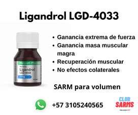 Sarm Ligandrol LGD-4033