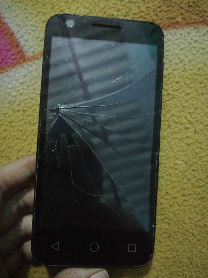 Alcatel se vende funciona normal 0