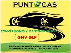 LOS MEJORES EQUIPOS PARA CONVERSIONES GNV Y GLP