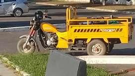 Flete con moto carga 400