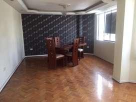 Departamento de venta en Monteserrin - Campo Alegre