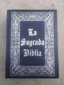 Hermosa Santa Biblia grande