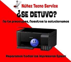 Reparacion Service de Impresoras Epson