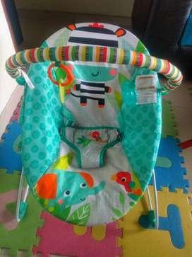 Bouncer (Silla Vibradora) Bebé