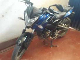 Vendo rouser ns 150 2018