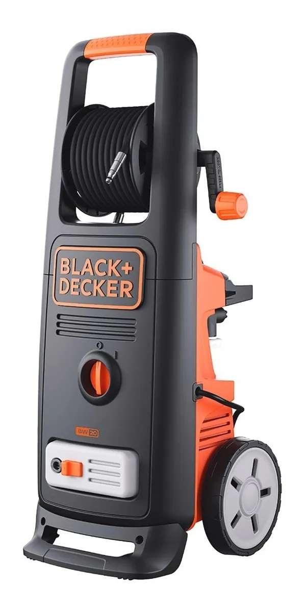 Hidrolavadora Black And Decker 1800w Psi 2030 Psi 6,7l/min 0