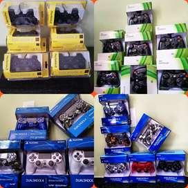 CONTROLES PS2 PS3 PS4 XBOX360
