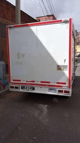 Vendo furgon con dos puertas laterales