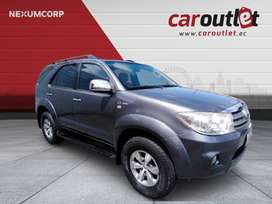 TOYOTA FORTUNER TA AUTO NEXUMCORP - CAR OUTLET