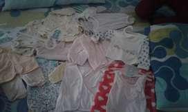 Remato lote ropa de bebita