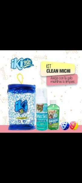 KIT CLEAN MICHI