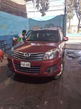 Por emergencia  de salud vendo camioneta impecable  marca great wall Haval H3 con motor Mitsubishi