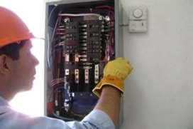 Se realizan Trabajos Eléctricos solución y ampliación de acometidas