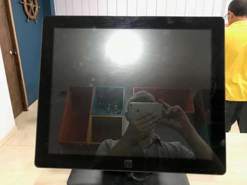 Monitor Touch Elo 17 Pulgadas Casi Nuevo!!! 0