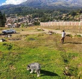 venta de terreno en PICUP-HUARAZ