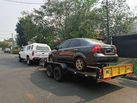 Auxilio mecánico y traslado de vehículos - Fletes.