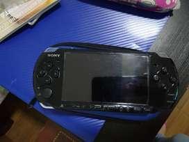 VENDO PSP SLIM 3000 USADA MUY BUEN ESTADO FUNCIONAMIENTO 100%