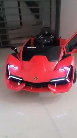 Carro bateria lamborghini combertible