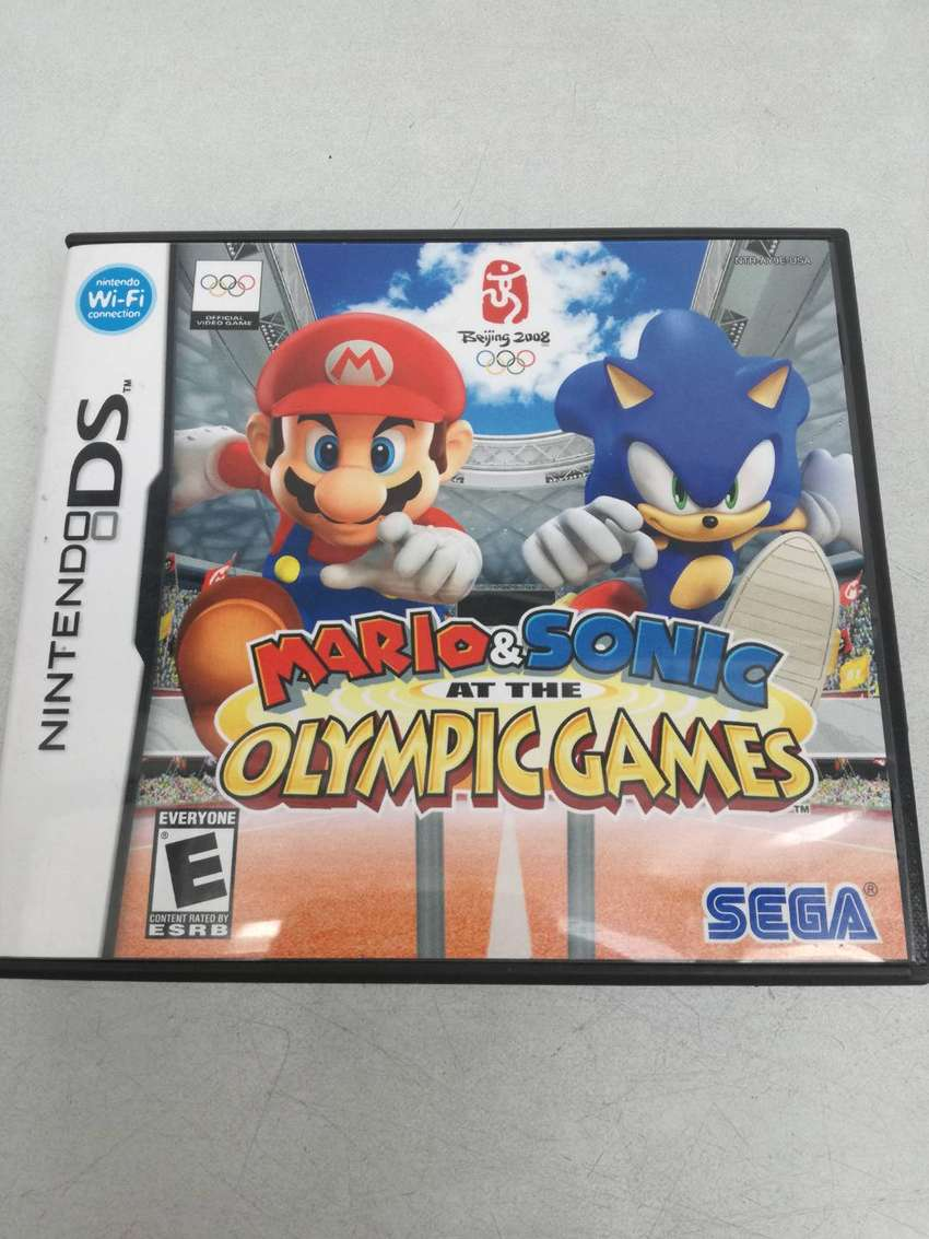 Mario & Sonic at the Olympic games 0