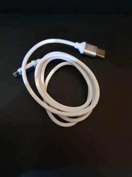 Cable para cargador de iphone