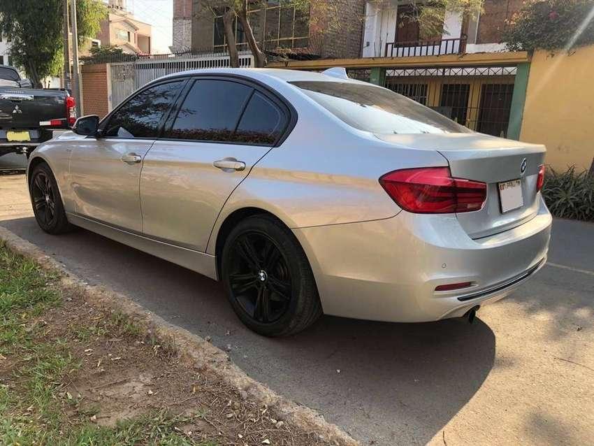 BMW 318i TWIN POWER TURBO, 2017 0