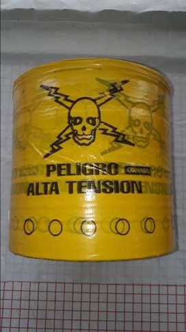 CINTA SEÑALIZACION PELIGRO ALTA TENSION