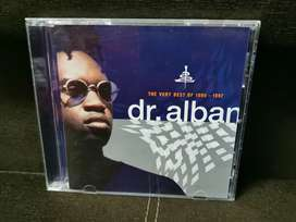 the very best of Dr.alban 1990 - 1997