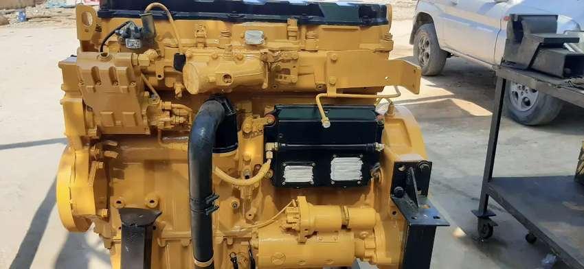 motor C9 caterpilar en perfecta cindiciones