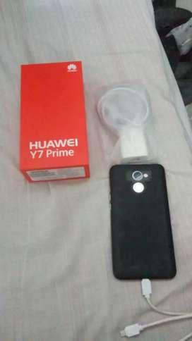 Hawey Y7 nuevo