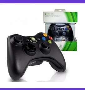 Control inalambrico Xbox 360 negro