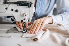 Busco costurera con experiencia para trabajo a tiempo completo