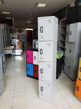 Lockers- punto de fábrica
