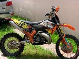 Ktm 300 xcw 2008
