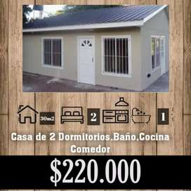 Casa 30m2 220.000