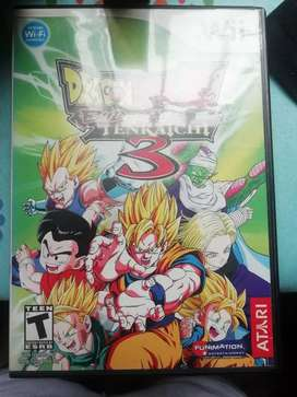 Juego Nintendo Wii Dragon Ball Z