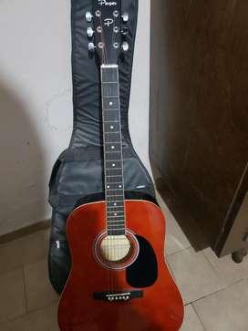 Vendo Guitarta Electroacústica Parquer