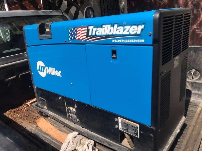 Motosoldadora / Generador Miller Trailblazer 302 0