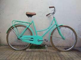 Bicicleta Inglesa Dama Rodado 26 Igual A Nueva!