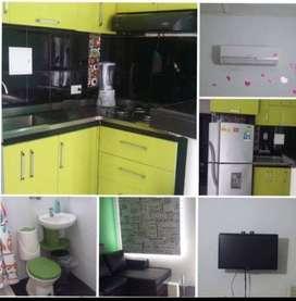 Arriendo apartamento amoblado por dias o por 1 año. para 1 o 2 personas en Sincelejo