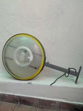 Letrero Circular Luminaria